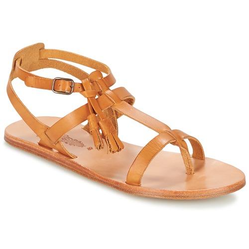 Παπούτσια Γυναίκα Σανδάλια / Πέδιλα n.d.c. SORAYA CAMEL