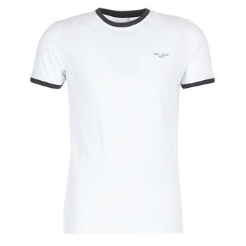 Υφασμάτινα Άνδρας T-shirt με κοντά μανίκια Teddy Smith THE TEE άσπρο