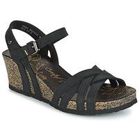 Παπούτσια Γυναίκα Σανδάλια / Πέδιλα Panama Jack VERA Black