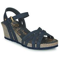 Παπούτσια Γυναίκα Σανδάλια / Πέδιλα Panama Jack VERA Μπλέ