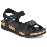 Παπούτσια Άνδρας Σανδάλια / Πέδιλα Panama Jack SAMBO Black
