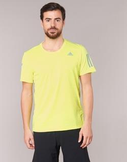 Υφασμάτινα Άνδρας T-shirt με κοντά μανίκια adidas Performance RS SS TEE M Yellow