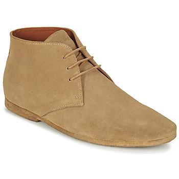Παπούτσια Άνδρας Μπότες Schmoove CREP DESERT Beige