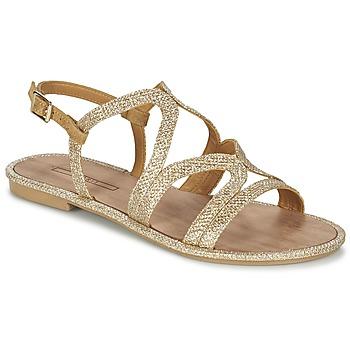Παπούτσια Γυναίκα Σανδάλια / Πέδιλα Esprit NAZLI SANDAL Gold