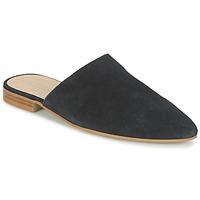 Παπούτσια Γυναίκα Τσόκαρα Esprit AMARIS SLIDE Black