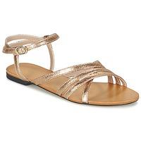 Παπούτσια Γυναίκα Σανδάλια / Πέδιλα Esprit ADYA SANDAL Gold