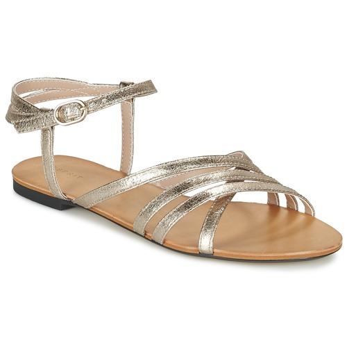 Παπούτσια Γυναίκα Σανδάλια / Πέδιλα Esprit ADYA SANDAL Silver