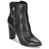 Παπούτσια Γυναίκα Μποτίνια Guess IVON Black