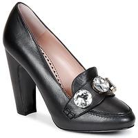 Παπούτσια Γυναίκα Γόβες Moschino Cheap & CHIC STONES Black