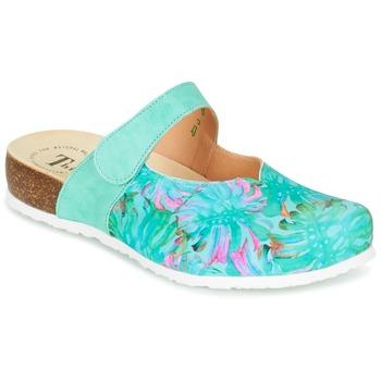 Παπούτσια Γυναίκα Σαμπό Think SOREN Turquoise