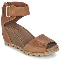 Παπούτσια Γυναίκα Σανδάλια / Πέδιλα Sorel JOANIE SANDAL Brown / Rustique