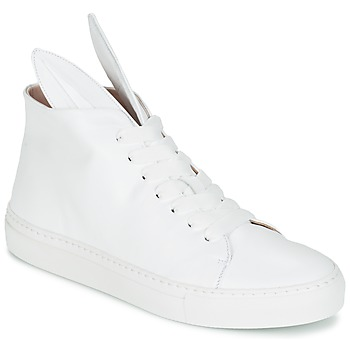 Παπούτσια Γυναίκα Ψηλά Sneakers Minna Parikka BUNNY SNEAKS άσπρο
