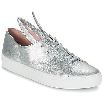 Παπούτσια Γυναίκα Χαμηλά Sneakers Minna Parikka ALL EARS Silver