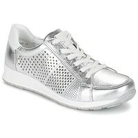 Παπούτσια Γυναίκα Χαμηλά Sneakers Ara CHEVOK Silver