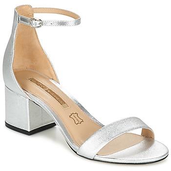 Παπούτσια Γυναίκα Σανδάλια / Πέδιλα Buffalo DALOUD Silver