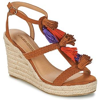 Παπούτσια Γυναίκα Σανδάλια / Πέδιλα Buffalo VARIN Brown