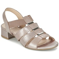 Παπούτσια Γυναίκα Σανδάλια / Πέδιλα Caprice RIJOULE ροζ / Μεταλικό