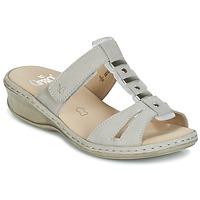 Παπούτσια Γυναίκα Τσόκαρα Caprice VILIALE Grey