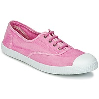 Παπούτσια Γυναίκα Χαμηλά Sneakers Chipie JOSEPH ροζ / SABLE