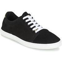Παπούτσια Γυναίκα Χαμηλά Sneakers Chipie JERBY Black / Dore