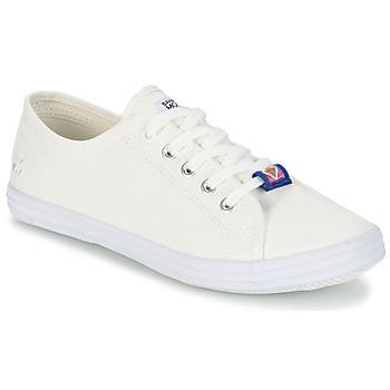 Παπούτσια Γυναίκα Χαμηλά Sneakers Banana Moon RAYA άσπρο