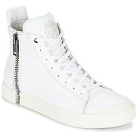 Παπούτσια Άνδρας Ψηλά Sneakers Diesel S-NENTISH άσπρο