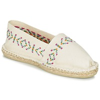 Παπούτσια Γυναίκα Εσπαντρίγια 1789 Cala CLASSIQUE ECRU