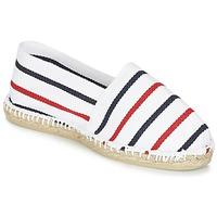 Παπούτσια Εσπαντρίγια 1789 Cala CLASSIQUE άσπρο / μπλέ / Red