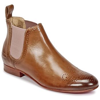 Παπούτσια Γυναίκα Μπότες Melvin & Hamilton SALLY 16 CAMEL