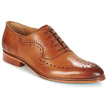 Παπούτσια Άνδρας Derby Melvin & Hamilton KANE 6 Brown