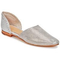 Παπούτσια Γυναίκα Σανδάλια / Πέδιλα Melvin & Hamilton JOOLIE 8 Silver