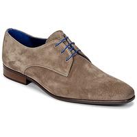 Παπούτσια Άνδρας Derby Azzaro JOSSO Taupe