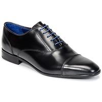 Παπούτσια Άνδρας Derby Azzaro RAEL Black