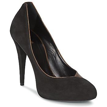 Παπούτσια Γυναίκα Γόβες Roberto Cavalli YPS530-PC219-D0127 Black / Mordore