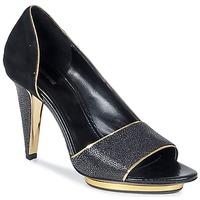 Παπούτσια Γυναίκα Σανδάλια / Πέδιλα Roberto Cavalli YDS637-UF013-05051 Black