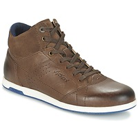 Παπούτσια Άνδρας Ψηλά Sneakers Kickers BARRACUDA Brown