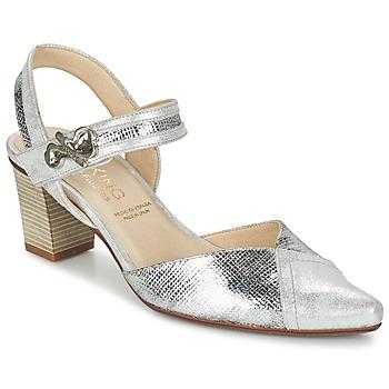 Παπούτσια Γυναίκα Γόβες Dorking DELTA Argenté