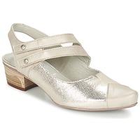 Παπούτσια Γυναίκα Γόβες Dorking MENET Argenté / Grey