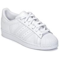 Παπούτσια Παιδί Χαμηλά Sneakers adidas Originals SUPERSTAR Άσπρο