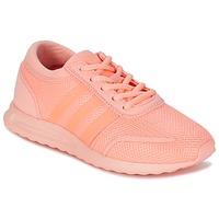 Παπούτσια Κορίτσι Χαμηλά Sneakers adidas Originals LOS ANGELES J Corail