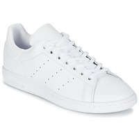 Παπούτσια Παιδί Χαμηλά Sneakers adidas Originals STAN SMITH J Άσπρο