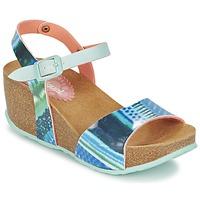 Παπούτσια Γυναίκα Σανδάλια / Πέδιλα Desigual BIO 7 BLUE AQUARELLA μπλέ