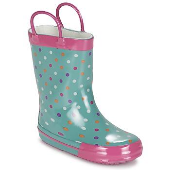 Παπούτσια Κορίτσι Μπότες βροχής Be Only LIZZIE μπλέ