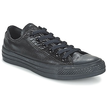 Παπούτσια Γυναίκα Χαμηλά Sneakers Converse CHUCK TAYLOR ALL STAR SEASONAL METALLICS OX Black
