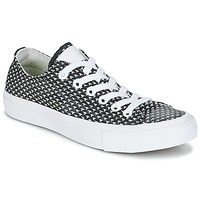 Παπούτσια Γυναίκα Χαμηλά Sneakers Converse CHUCK TAYLOR ALL STAR II FESTIVAL TPU KNIT OX Black / Άσπρο