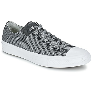 Παπούτσια Χαμηλά Sneakers Converse CHUCK TAYLOR ALL STAR II BASKETWEAVE FUSE OX Grey / Άσπρο