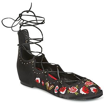 Παπούτσια Γυναίκα Μπαλαρίνες Ash INDRA Black