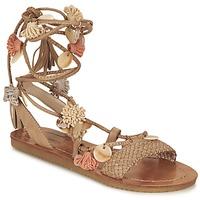 Παπούτσια Γυναίκα Σανδάλια / Πέδιλα Elue par nous ZECTEUR Brown