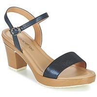Παπούτσια Γυναίκα Σανδάλια / Πέδιλα Metamorf'Ose ZACQUESTE μπλέ / Brown