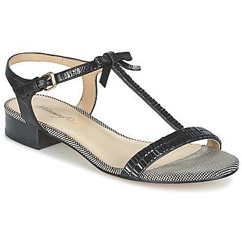 Παπούτσια Γυναίκα Σανδάλια / Πέδιλα Metamorf'Ose ZAFOIN Black